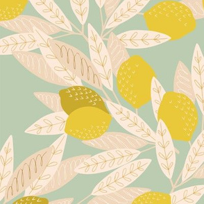 lemons and flora