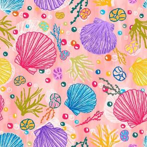 Sea Shell_Muticolor