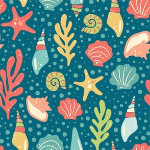 Sunny Seashells