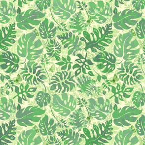 Big Leafy Green Tonal