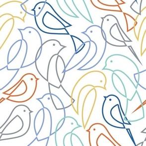 Minimal Flock - 01