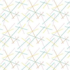 Bright Bikes - Geometric Lines Light