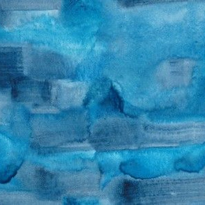 X Factor - Blue Watercolor Blender