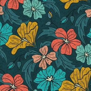 Freestyle Floral - Surf Style Flowers