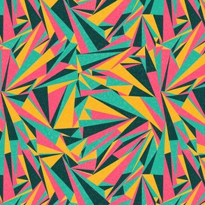 Smashing - Chaotic Triangles