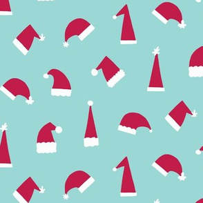 Santa Hats - Santa Christmas Hats