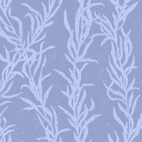 Blue Textured Seaweed Kelp