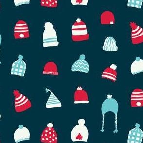 Toques Galore - Winter Hats