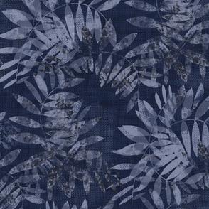 Blue Hawaiian Ferns