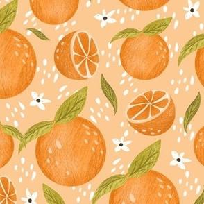 "Large Mustard Desert Rainbows (2"")"