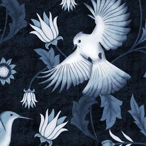 Bellanora blue bird large