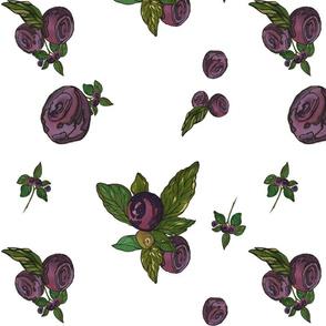 Huckleberry Scatter- Large