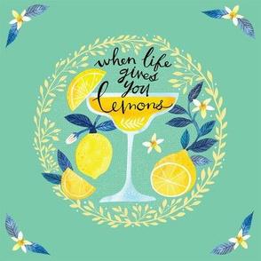 8x8 when life gives you lemons