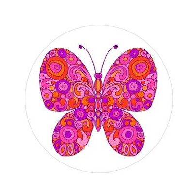 148 Butterfly Embroidery Kit
