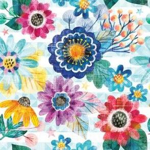 Americana Cottage - Floral