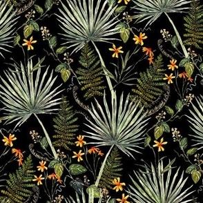 Watercolor Native Tropicals of Hawaii