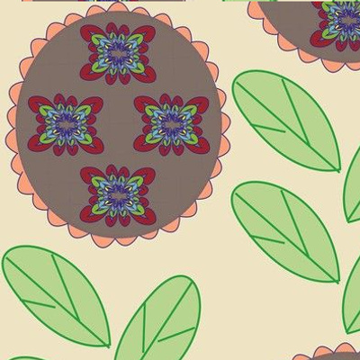 embroidery template