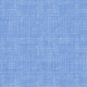 Periwinkle blue linen
