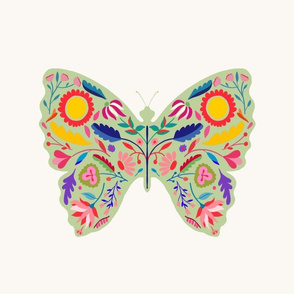 Spread your wings and Fly_Ivory