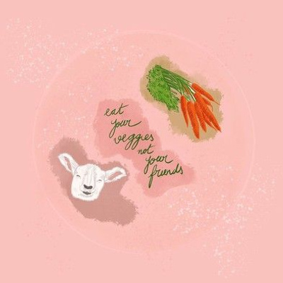 Eat_your_veggies_not_your_friends