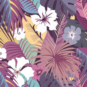 Jungle of colors desat02
