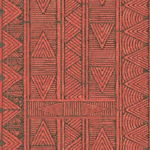 tribal_stripes_red_brown