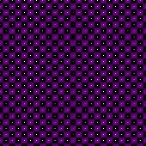 double dot over in plum