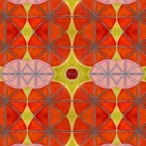 Grapefruit Umbrellas