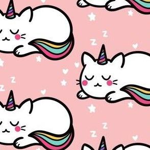 Rainbow Unicorn Cats