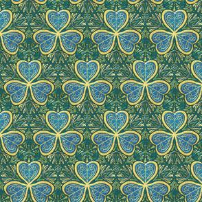 Metallic Blue Anthurium Smaller