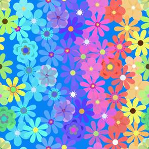 HIPPIE FLOWERS-VERTICAL