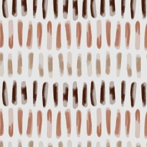 Vertical Watercolor Lines