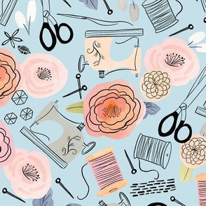 Sew Floral