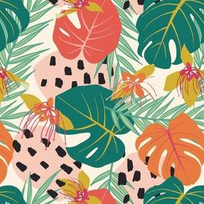 small tropical botanical