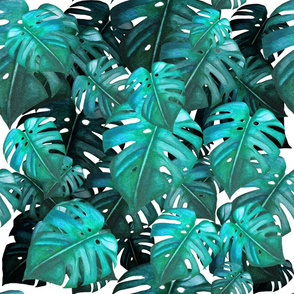 monstera-pattern-30cm