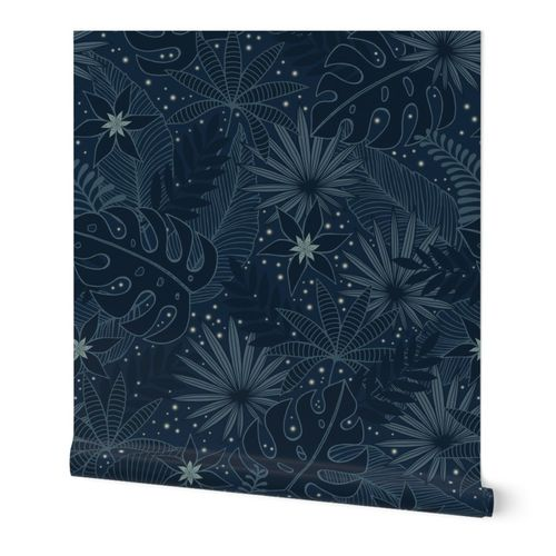 tropical night sky (Large Scale)