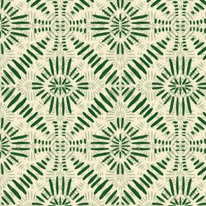 wise - inverse - emerald on buttermilk