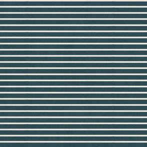 Stripes on Navy