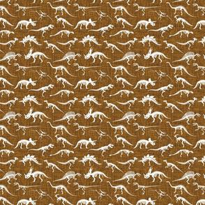 19-16 small dinosaur bones