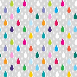 Rainbow Rain small