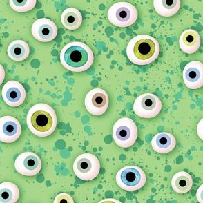 Green Eyeball Soup