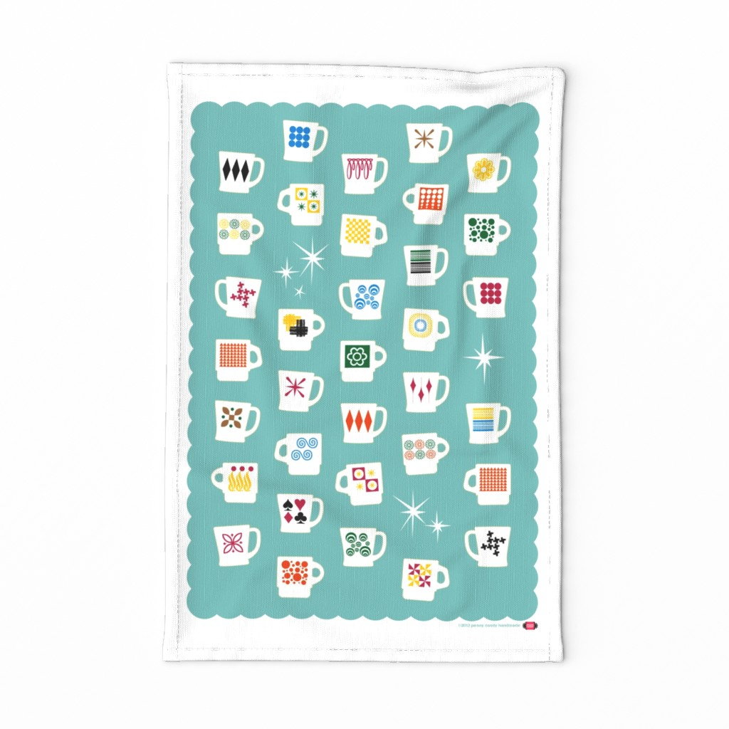 King of Cups Tea Towel || on Special Edition by pennycandy ...
