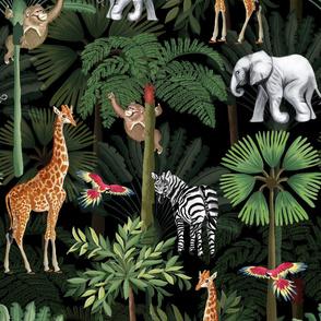 Jungle Safari_Dark