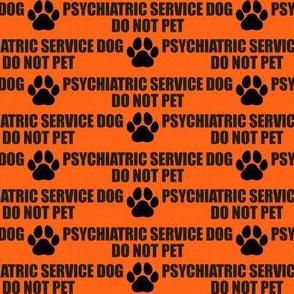 Psychiatric Service Dog- Large