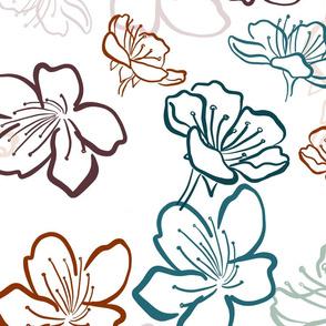 Blossoms - bigger
