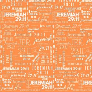 Orange and Cream Jeremiah 2911 (2021)