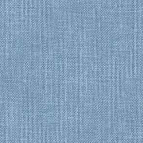 Textured Woad Blue (light blue)