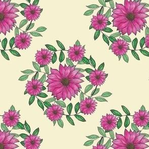 Demand style florals