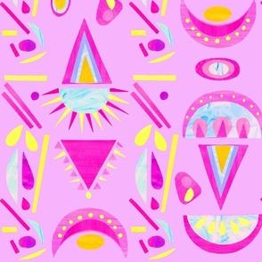 Hokey Pokey - pink