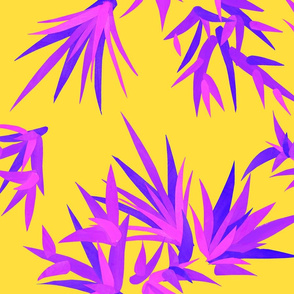 Bird of Paradiso - yellow